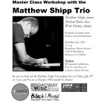 Matthew Shipp Trio education workshop 2011-07-16